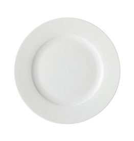 Maxwell Williams Assiette à dîner White Basics rim 27.5cm