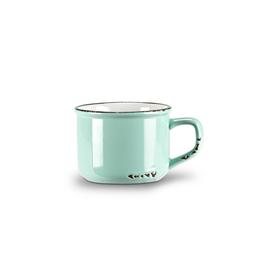 Abbott Tasse à cappuccino look émaillé