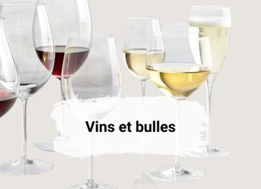 Vin et bulles