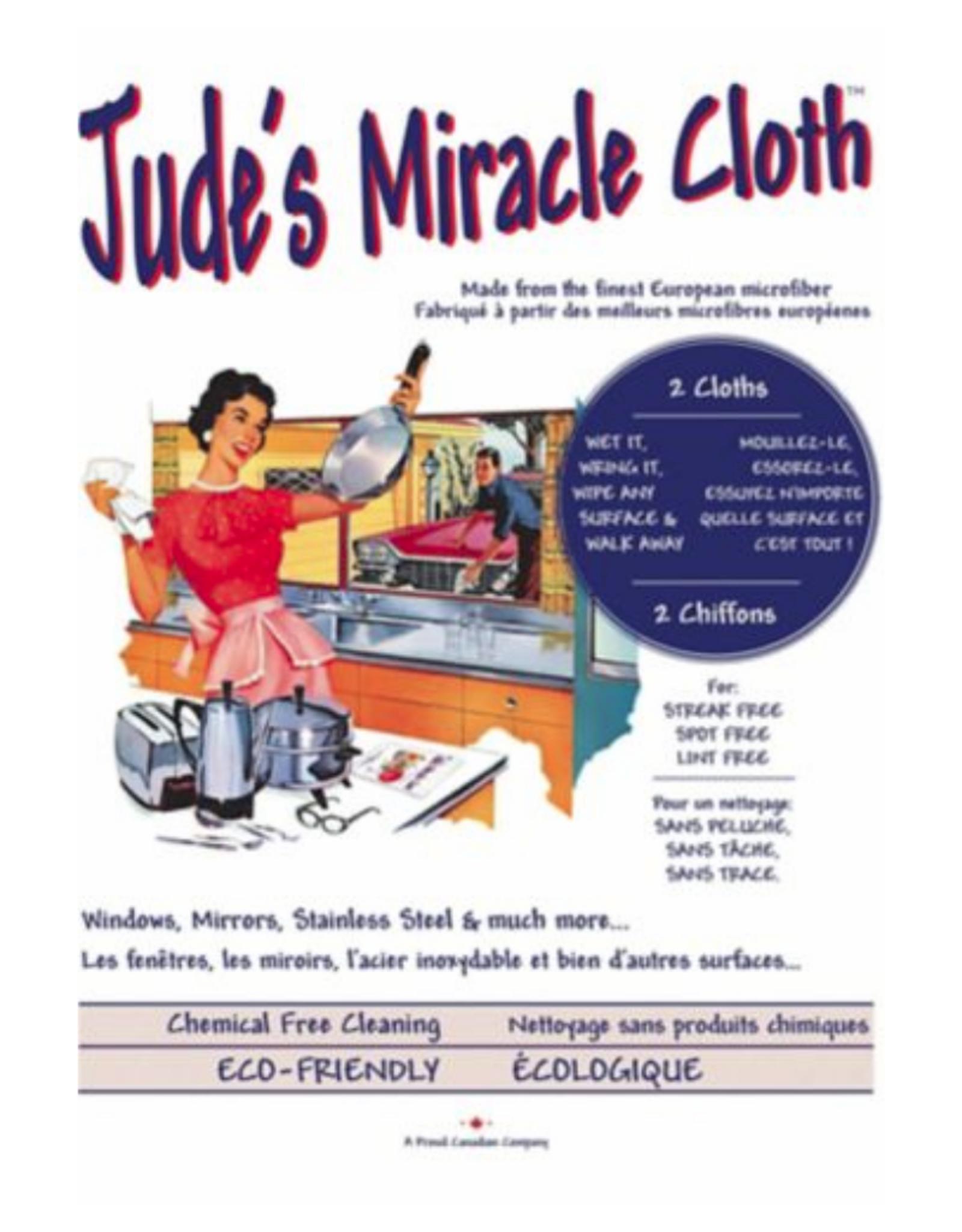 Lingette écologique 'Jude's Miracle Cloth'