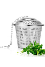 Danesco Infuseur pour herbes et épices en acier inoxydable