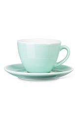 Abbott Ens. tasse et soucoupe cappuccino 'Avenue' menthe