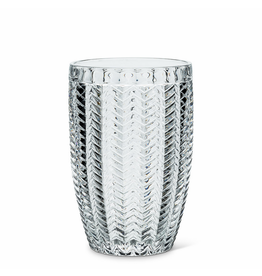Abbott Verre Hi Ball 14 oz - Chevrons