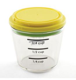 Râpe-zesteur avec contenant