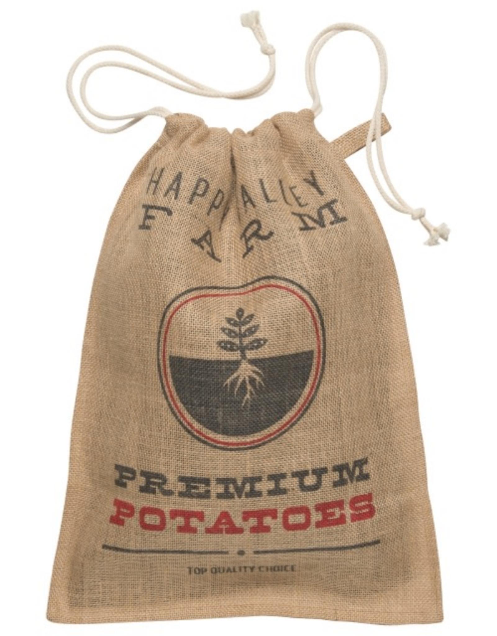 Now Designs Sac à patates en jute