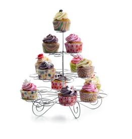 Support à cupcakes en métal