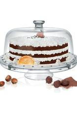 Cloche à gâteau et bol à punch