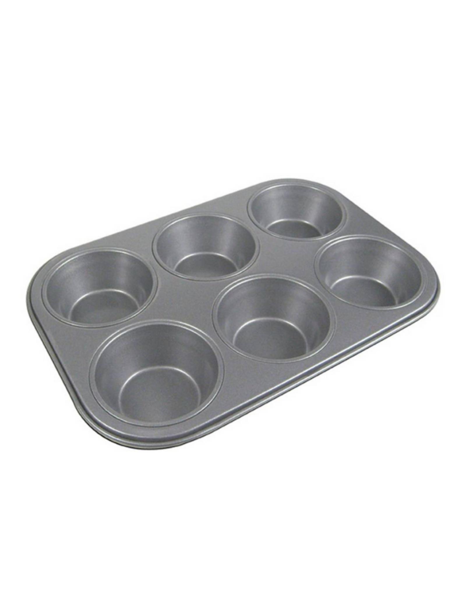 La Pâtisserie Moule à muffins jumbo (6)