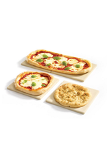 Ricardo Pierres à pizza (4) carrées 19CM/7.5''