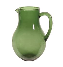 Pichet en acrylique 1.5L - vert