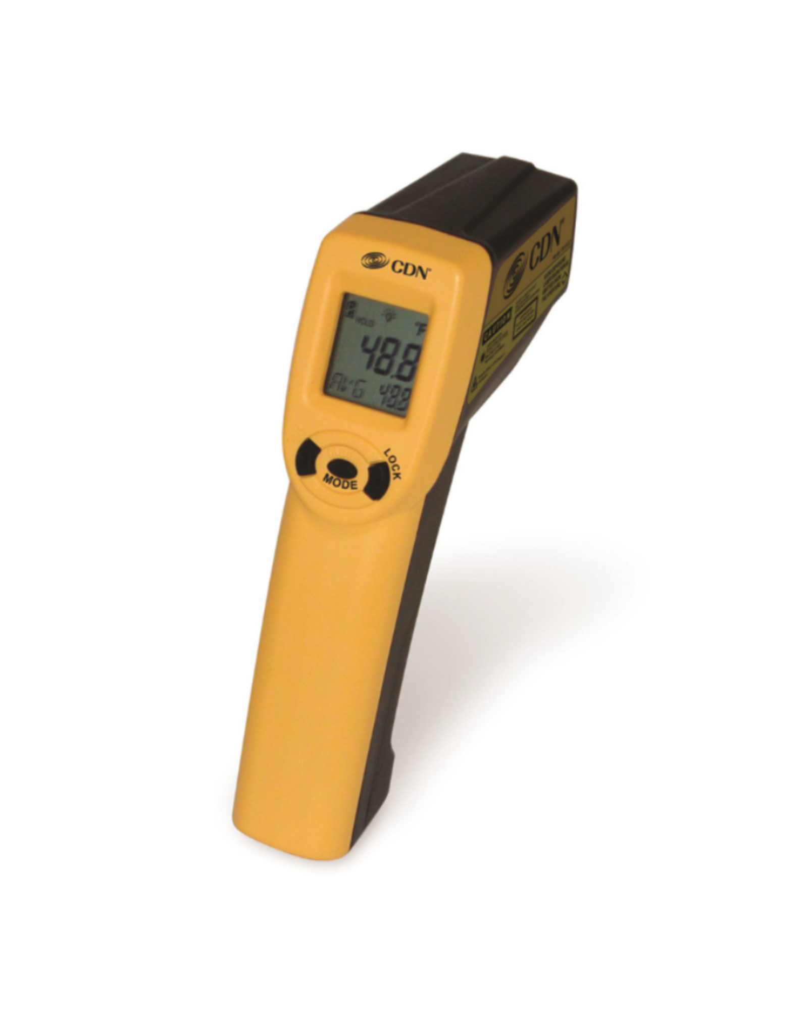 Thermomètre infrarouge CDN
