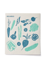 Ricardo Ens. 2 linges en cellulose Ricardo
