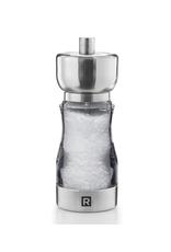 Ricardo Moulin à sel ou poivre 6'' translucide