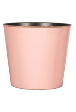 Rosemary & Time Seau en plastique rose