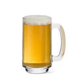 Abbott Chope à bière en verre
