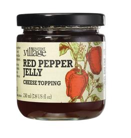 Gourmet du Village Garnitures de fromage - Gelée de piment rouge