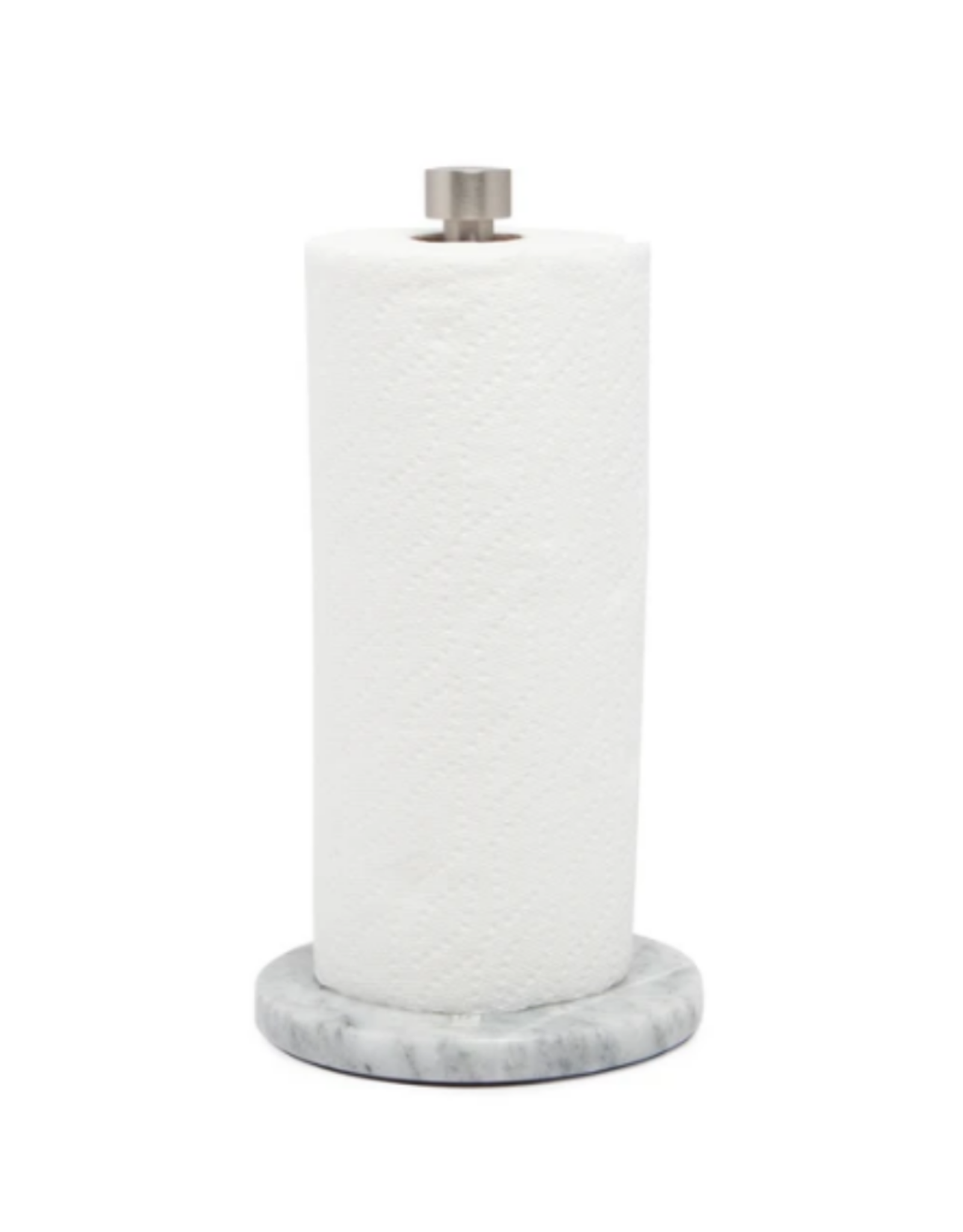 Umbra Support à essuie-tout avec base en marbre 'Marla'