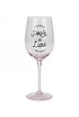 Coupe à vin 'Poule de luxe'