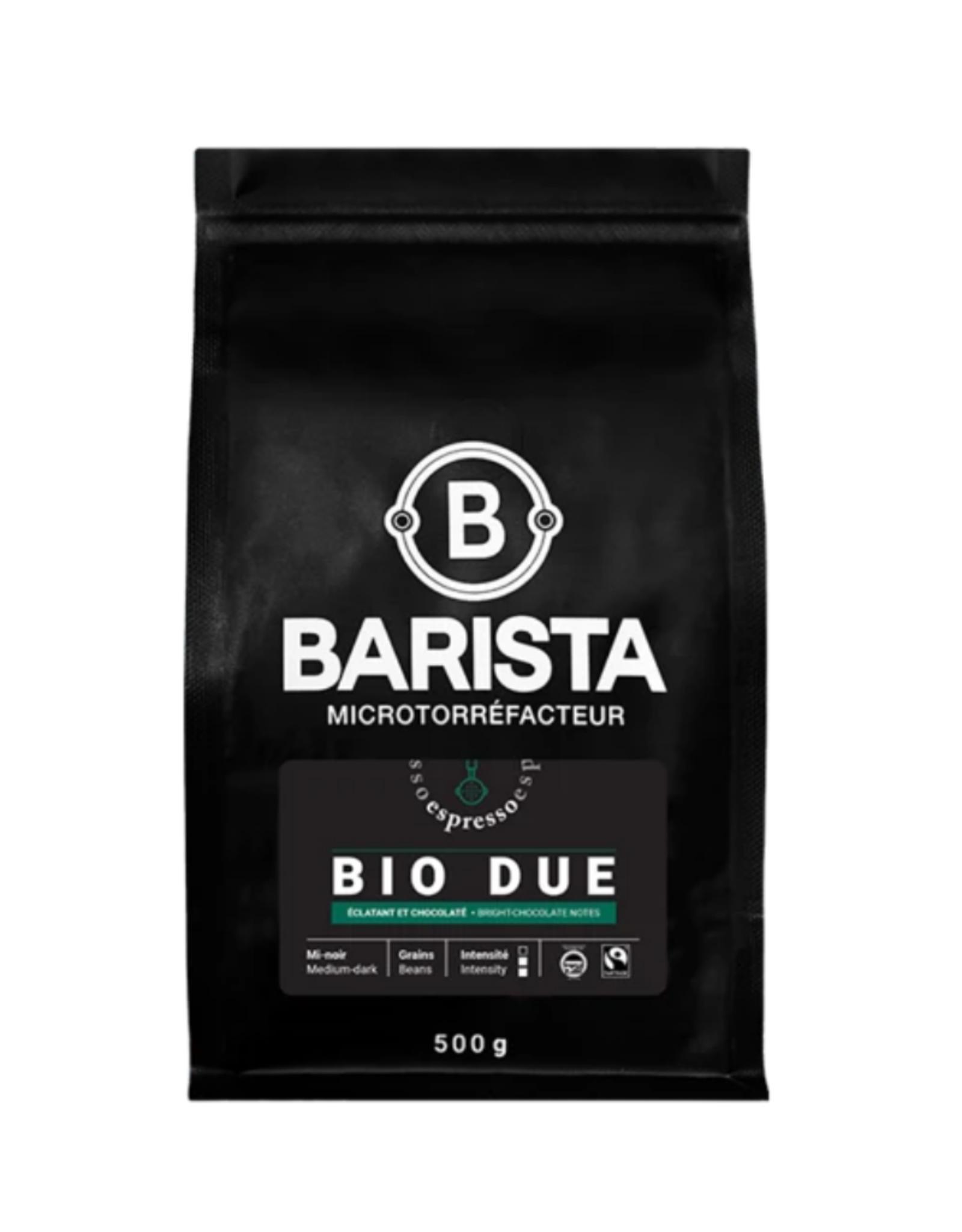 Barista Café Barista Bio Due 500g