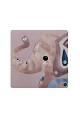 Maxwell Williams Sous-verre collection Faune - Éléphant