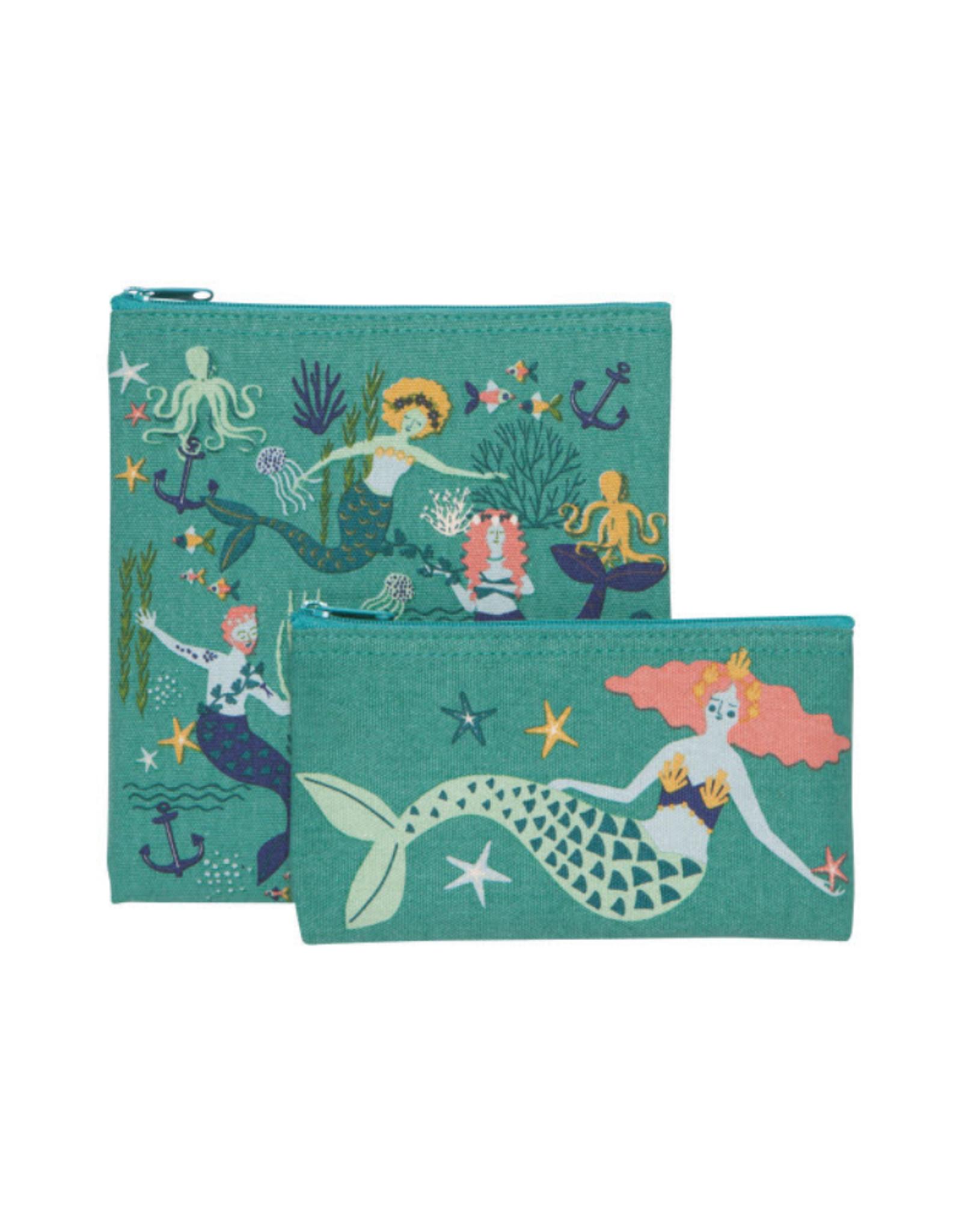 Now Designs Ens. sacs à collation (2) Sirènes