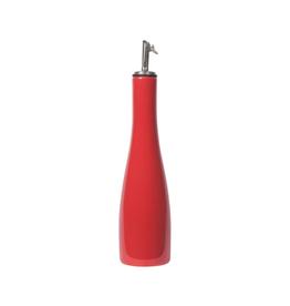 Now Designs Huilier en céramique rouge