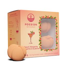 POSEIDN Cocktail 3D Margarita < la pêche (Téquila)