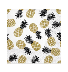 Serviettes en papier Ananas
