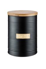 Contenant à thé OTTO noir 1.4L