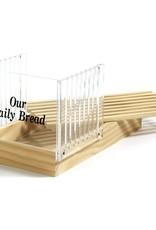 Norpro Coupe-pain en acrylique Norpro