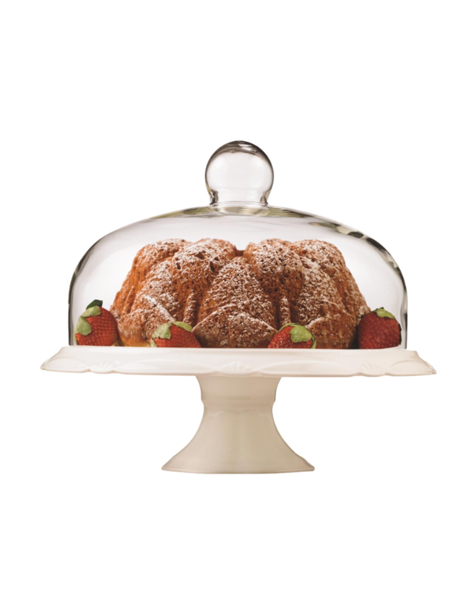 Cloche à gâteau Bianco 30.5cm