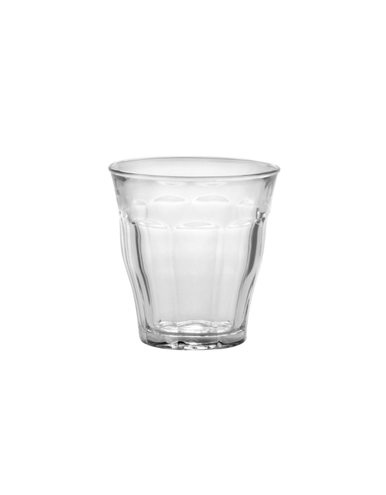 Ens. 6 verres 160ml Picardie