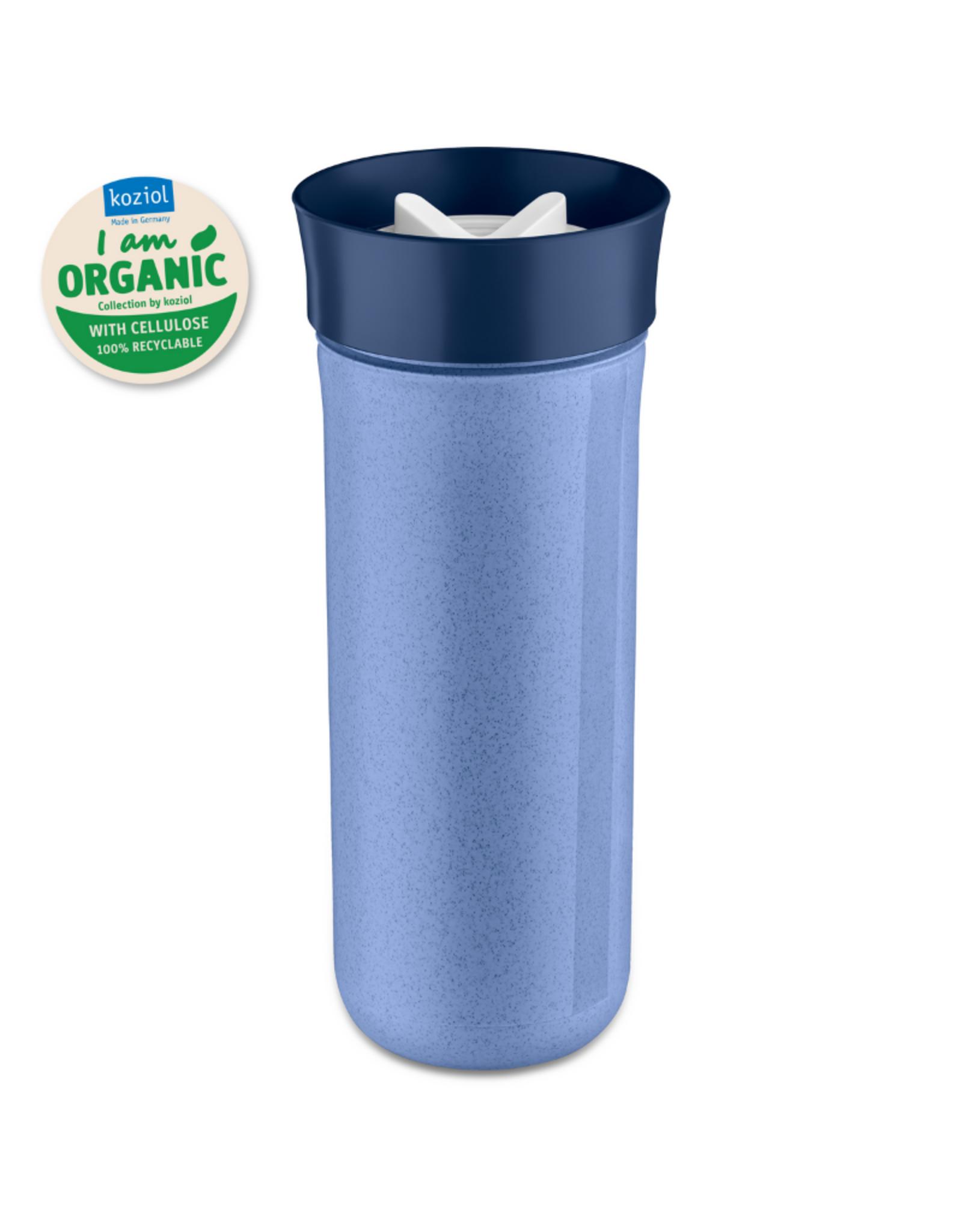 Koziol Bouteille d'eau Koziol 'Safe to go XL'  700ml - bleu
