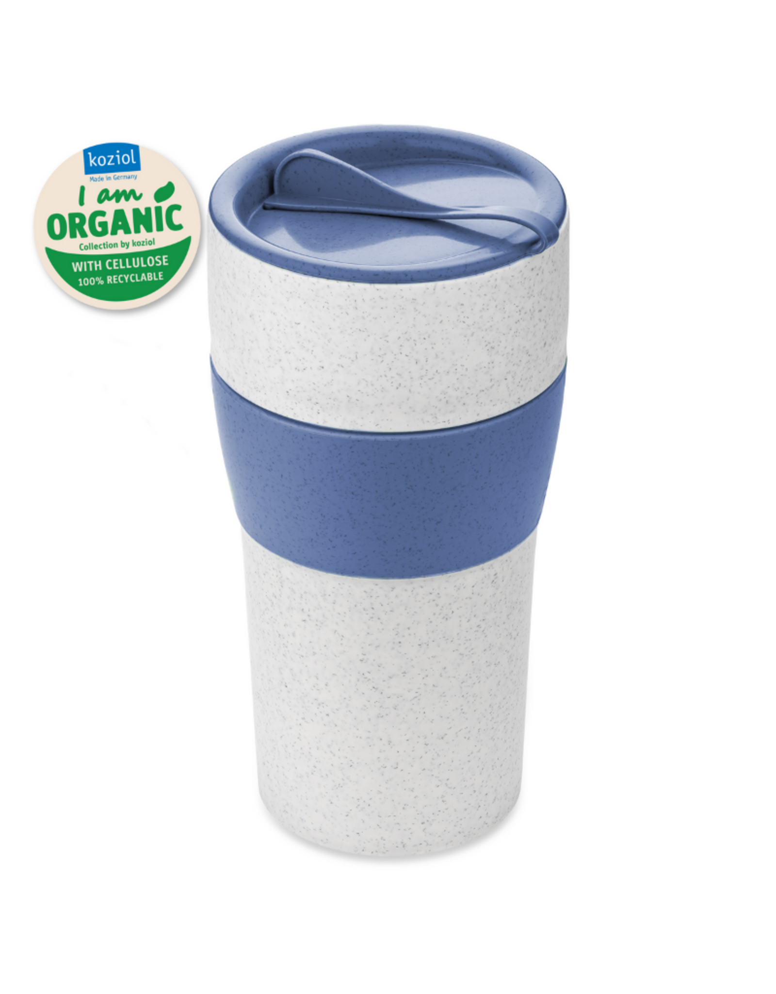 Koziol Tasse pour emporter 'Aroma To Go XL' 700ml - bleu