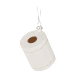 Abbott Ornement Rouleau de papier de toilette