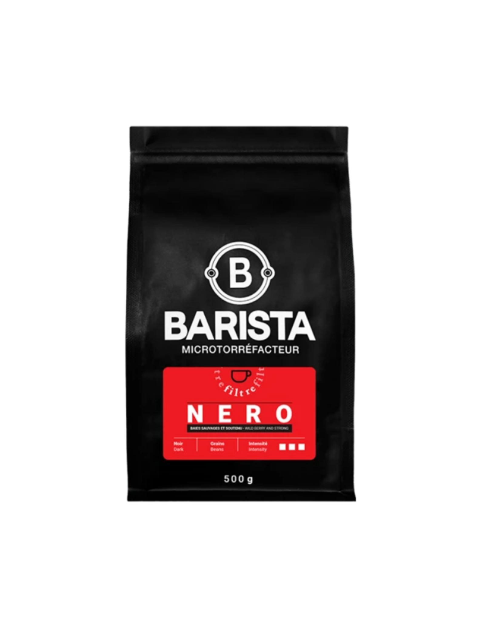 Barista Café moulu filtre Barista Nero 500g