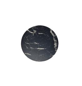 Highland Home Sous-verre ''modern art'' marbre noir