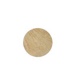 Highland Home Sous-verre ''modern art'' marbre beige