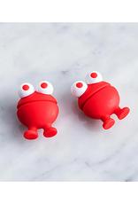 Joie Évents à vapeur Petits monstres rouges joie