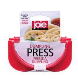Joie Presse à dumpling rouge