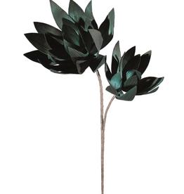 Rosemary & Time Fleur artificiel émeraude