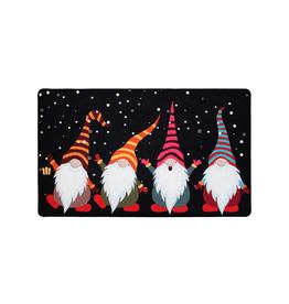 Tapis 45 x 75cm - Gnomes joyeux