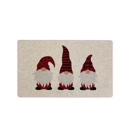 Tapis 45 x 75cm - 3 gnomes