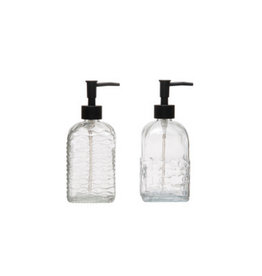 creative coop Pompes à savon assorties(1)