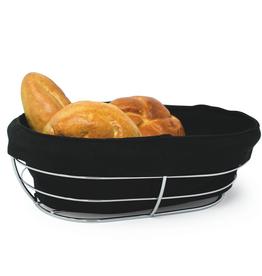 Danesco Panier à pain avec housse noire