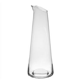 Pichet à eau en verre 1.2L