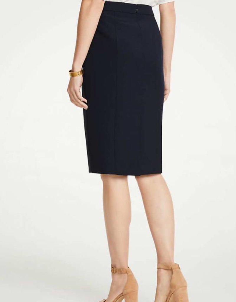 Essential Pencil Skirt  / High Waist Fitted Pencil Skirt