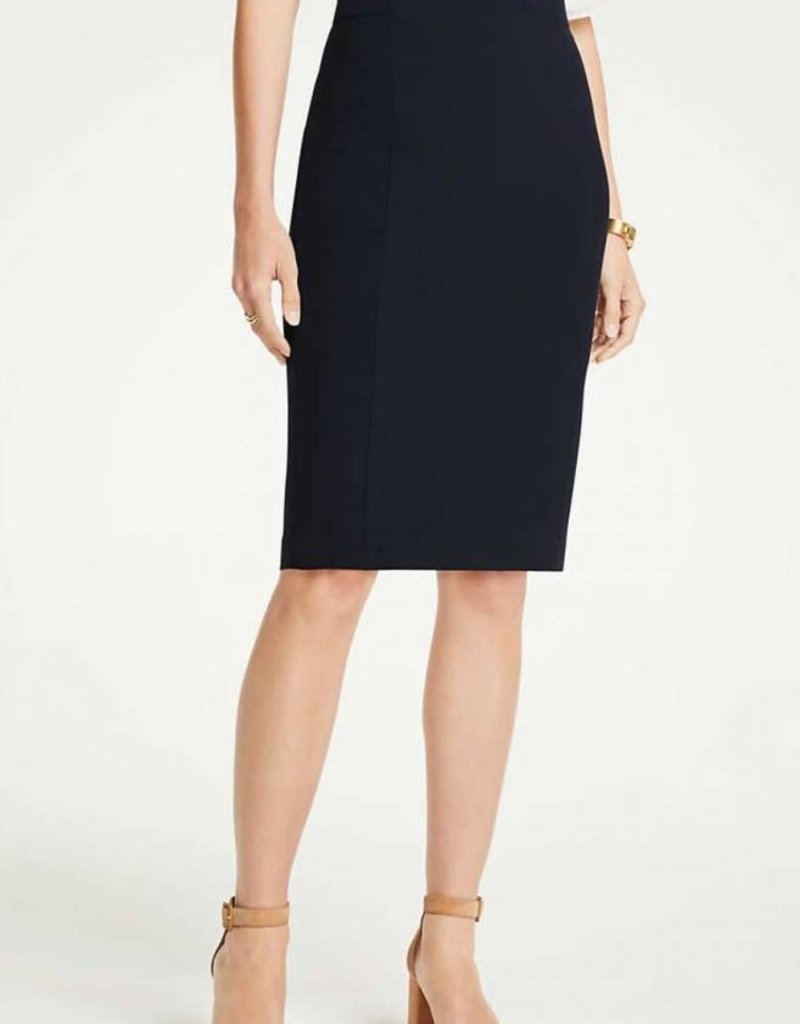 Essential Pencil Skirt  / High Waist Fitted Pencil Skirt