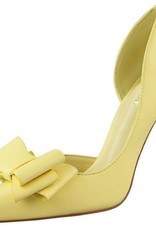 BellaNiecele delicate sweet bowknot side hollow pointed Heels
