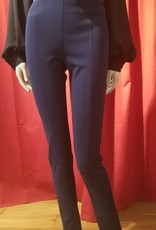 High Waist Half Fitted Trouser